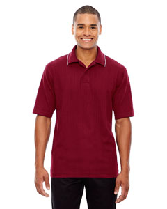 Crimson 780 Edry® Men's Needle-Out Interlock Polo