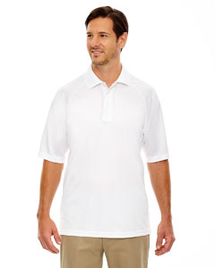 White 701 Eperformance™ Men's Piqué Polo