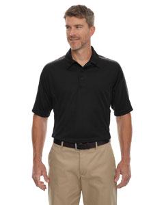 Black 703 Eperformance™ Men's Piqué Colorblock Polo