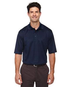 Classic Navy 849 Eperformance™ Men's Jacquard Piqué Polo