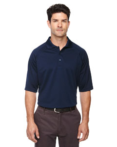 Classic Navy 849 Eperformance™ Men's Ottoman Textured Polo