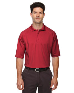 Classic Red 850 Eperformance™ Men's Ottoman Textured Polo
