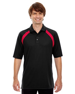 Blk/cl Red 874 Eperformance™ Men's Colorblock Piqu  Polo