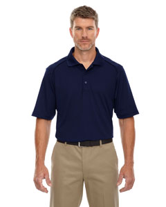 Classic Navy 849 Eperformance™ Men's Shield Snag Protection Short-Sleeve Polo