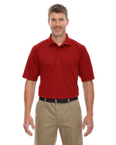 Classic Red 850 Eperformance™ Men's Shield Snag Protection Short-Sleeve Polo