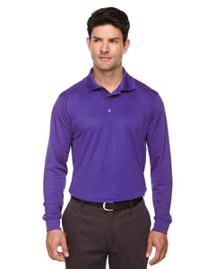 Campus Prple 427 Eperformance™ Men's Armour Snag Protection Long-Sleeve Polo