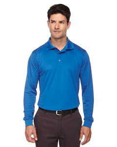 True Royal 438 Eperformance™ Men's Armour Snag Protection Long-Sleeve Polo