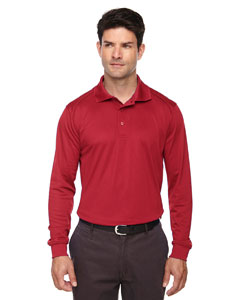 Classic Red 850 Eperformance™ Men's Armour Snag Protection Long-Sleeve Polo