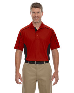 Classic Red 850 Eperformance™ Men's Tall Fuse Snag Protection Plus Colorblock Polo