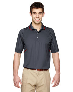 Carbon 456 Eperformance™ Men's Propel Interlock Polo with Contrast Tape
