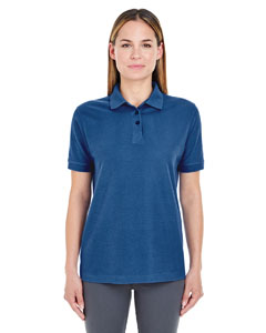 Indigo Ladies' Whisper Piqué Polo