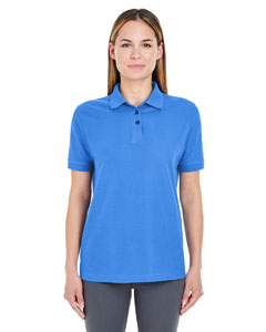 French Blue Ladies' Whisper Piqué Polo