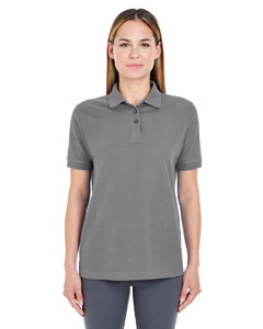 Graphite Ladies' Whisper Piqué Polo