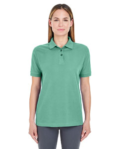 Leaf Ladies' Whisper Piqué Polo
