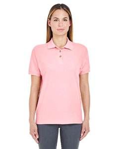 Pink Ladies' Whisper Piqué Polo