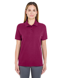Wine Ladies' Whisper Piqué Polo
