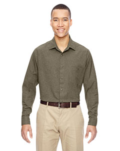 Dk Oakmoss 487 Men's Excursion Utility Two-Tone Performance Shirt