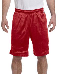 Scarlet 3.7 oz. Polyester Mesh Shorts