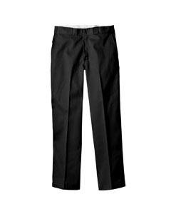 Black 38 Men's 8.5 oz Twill Work Pant