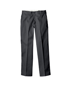 Charcoal 38 Men's 8.5 oz Twill Work Pant
