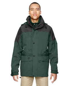 Alpine Gren 723 Men's 3-in-1 Two-Tone Parka