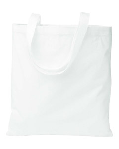 White Madison Basic Tote