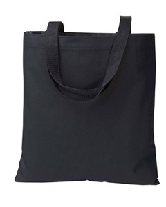Black Madison Basic Tote