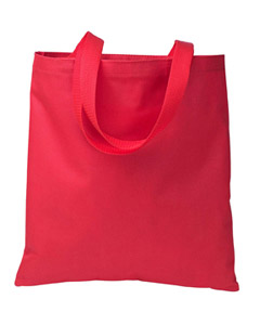 Red Madison Basic Tote