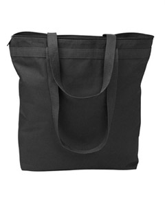 Black Melody Large Tote