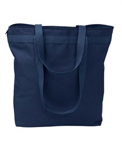 Navy Melody Large Tote