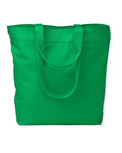 Kelly Green Melody Large Tote