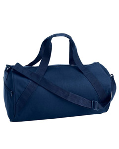 Navy Barrel Duffel