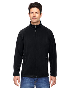 Black 703 Men's Microfleece Unlined Jacket
