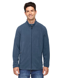 Glacier Blu 772 Men's Microfleece Unlined Jacket