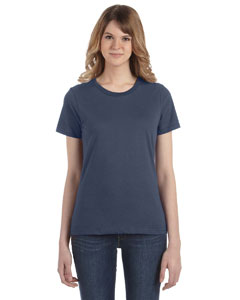 Lake Women's Fashion Ringspun T-Shirt