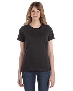 Smoke Women's Fashion Ringspun T-Shirt