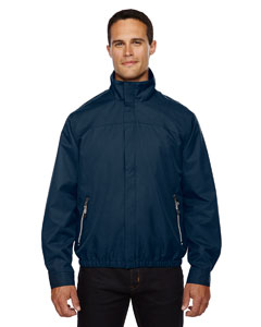 Midn Navy 711 Men's Bomber Micro Twill Jacket