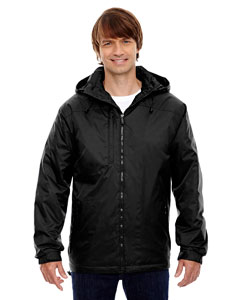 Black 703 Men's Insulated Jacket