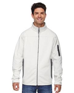 Crystl Qrtz 695 Men's Three-Layer Fleece Bonded Soft Shell Technical Jacket