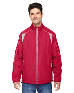 Olympic Red 665 Men's Endurance Lightweight Colorblock Jacket
