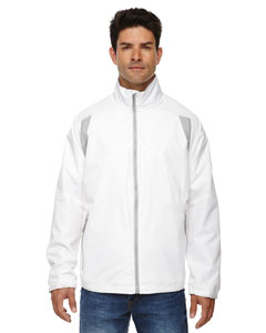 White 701 Men's Endurance Lightweight Colorblock Jacket