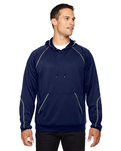 Classic Navy 849 Pivot Performance Fleece Hoodie