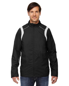 Black 703 Men's Venture Lightweight Mini Ottoman Jacket