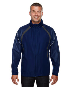 Night 846 Men's Sirius Lightweight Jacket with Embossed Print