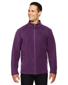 Mulbry Purpl 449 Men's Voyage Fleece Jacket