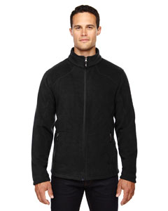 Black 703 Men's Voyage Fleece Jacket