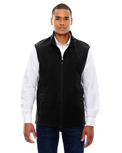 Black 703 Men's Voyage Fleece Vest