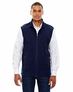 Classic Navy 849 Men's Voyage Fleece Vest