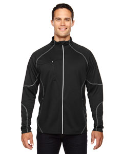 Black 703 Men's Gravity Performance Fleece Jacket