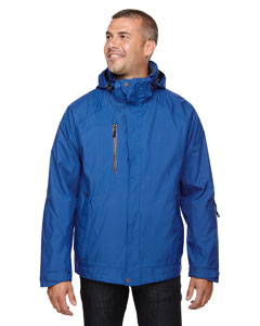 Nauticl Blue 413 Men's Caprice 3-in-1 Jacket with Soft Shell Liner